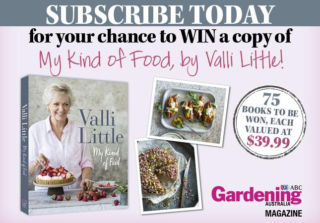 WIN one of 75 Valli Little recipe books, worth $39.99 each!