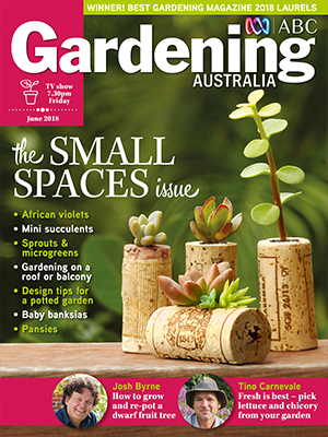 Gardening Australia - June Issue