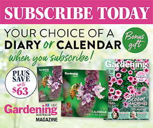 Subscribe to Gardening Australia
