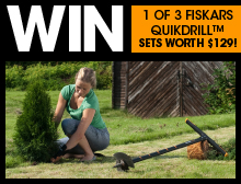 Win a Quickdrill set worth $129