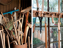 6 simple ways to store your garden gear