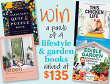 Win a book pack May 2020