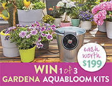 Win a Gardena watering kit