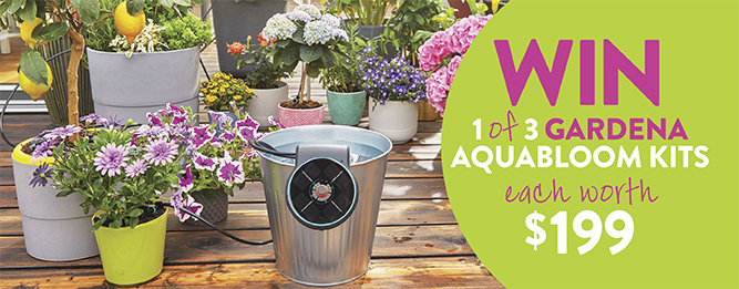 Win a Gardena watering kit