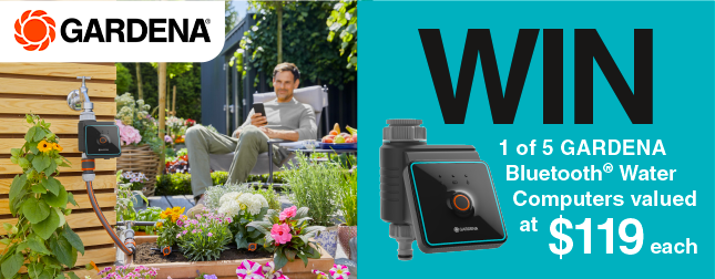 Advertising Promotion: Win 1 of 5 Bluetooth® water computers